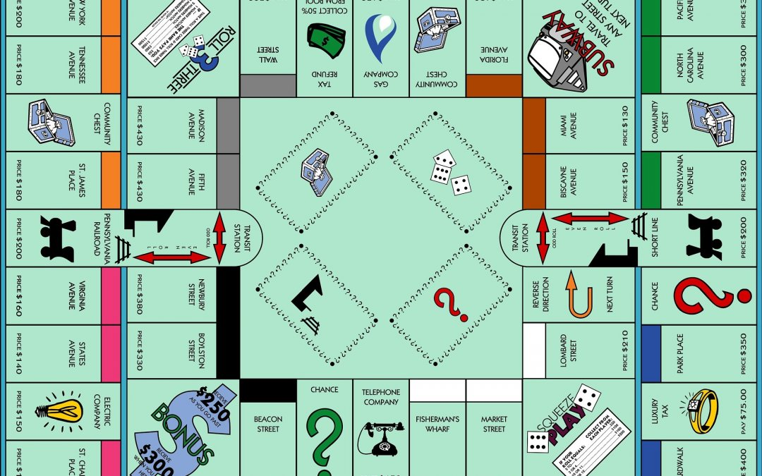 Why Sales is like Monopoly