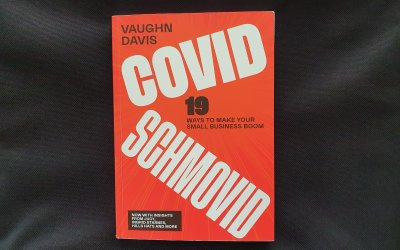 Magnify Sales Book Club – Find new sales opportunities with 'Covid Schmovid'