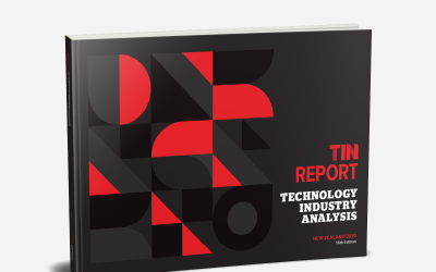 Magnify Sales Book Club – 2020 TIN Report celebrates NZ's resilient tech sector