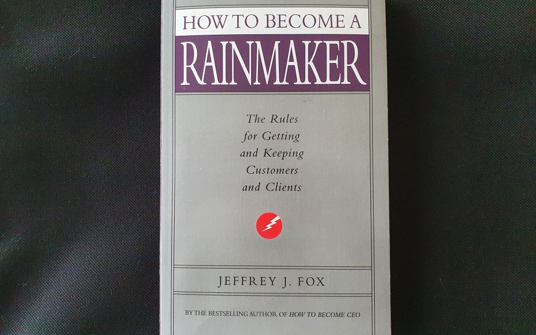 Magnify Sales Book Club – How to Become a Rainmaker – Make it rain sales revenue